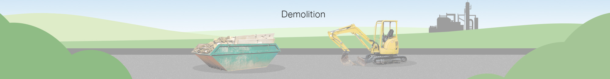 image of demolition services