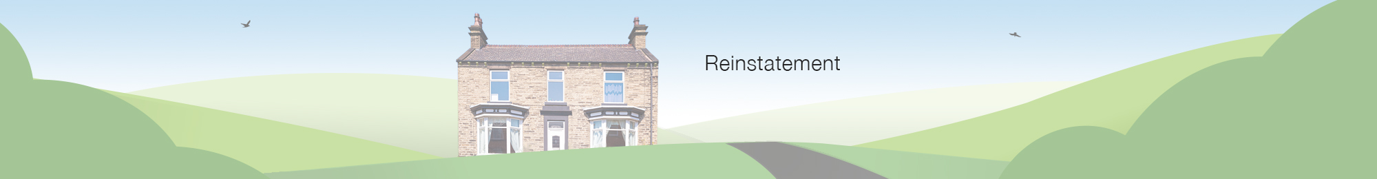 image of reinstatement services