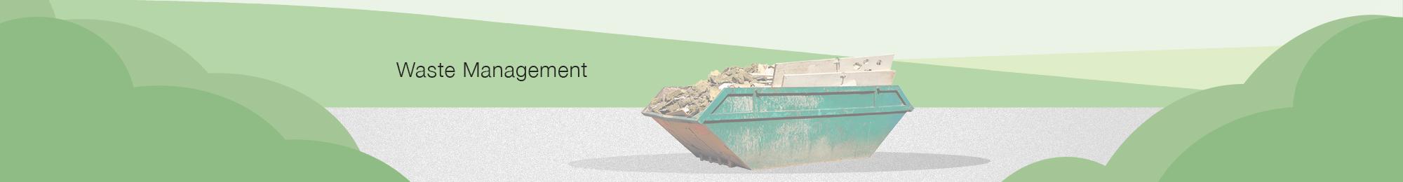 image of waste management