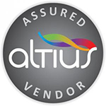 altius assured status logo